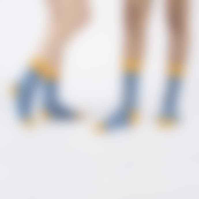 Conscious Step Give Books Socks - Multi