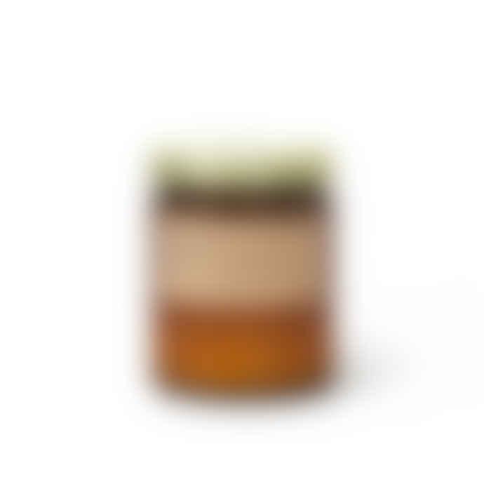 P.F. Candle Co Teakwood & Tobacco Soy Wax Candle | 3.5oz