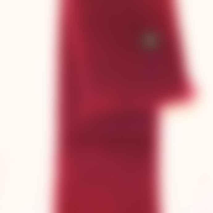 Ezcaray Mohair scarf purple (#332) 170x18 cm