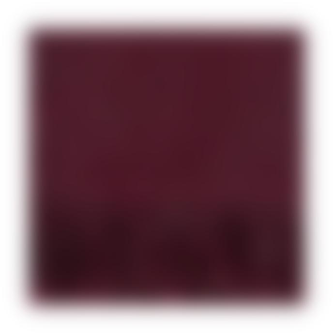 Lapuan Kankurit Bordeaux Mohair Saaga Uni Blanket