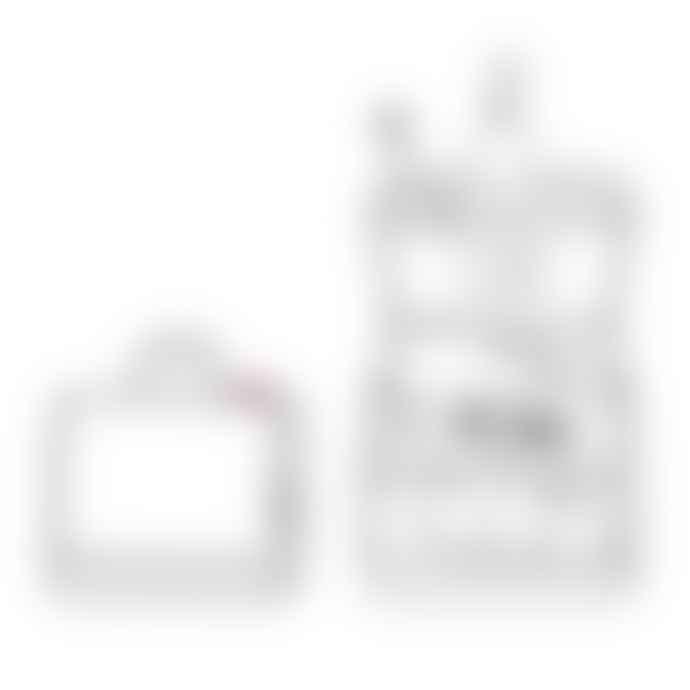 Reisenthel  XL Paisley Ruby Large Foldable Toilet Bag