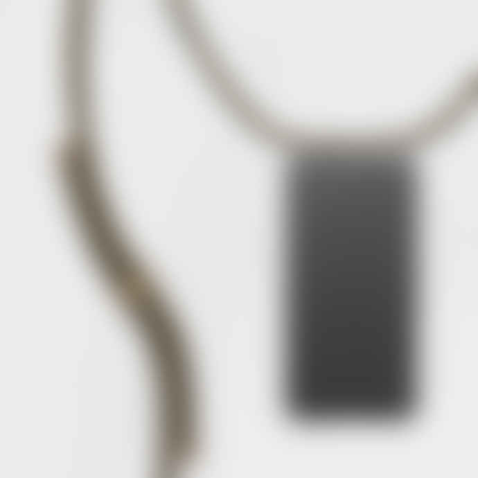 KNOK CASE Olive Phone Necklace