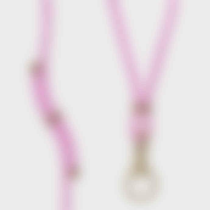 KNOKberlin Key holder - Reflect Neon Pink