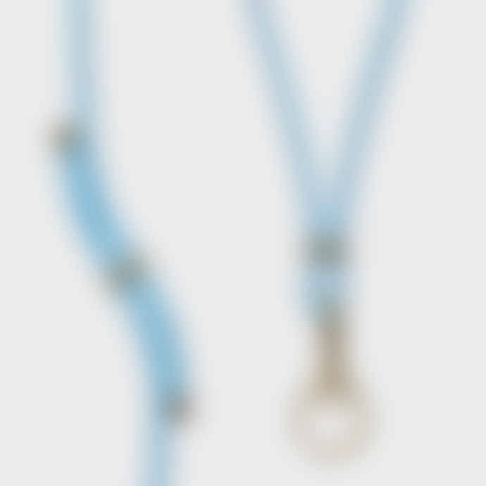 KNOKberlin Key holder - Reflect Neon Turquoise
