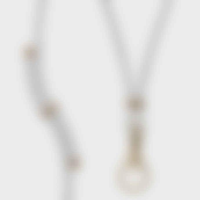 KNOKberlin Key holder - Silver Grey