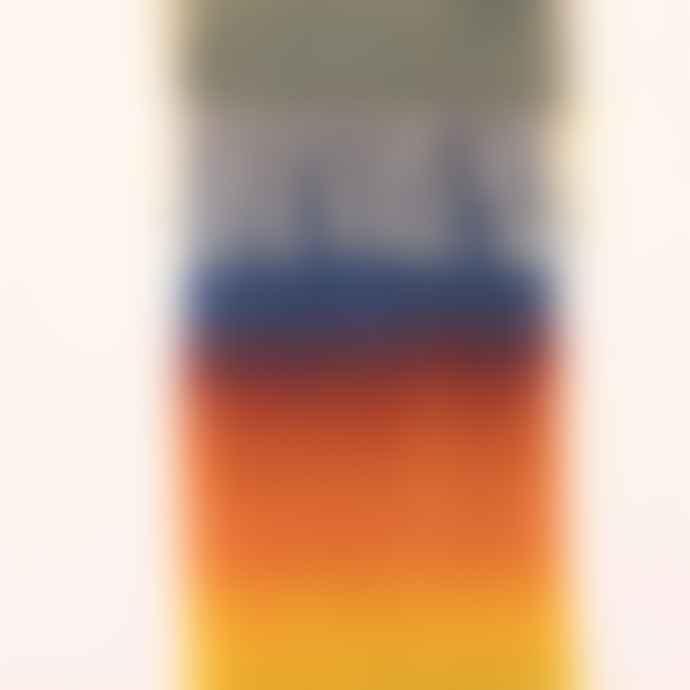 Ezcaray Mohair scarf Matisse (#4) 180x22 cm