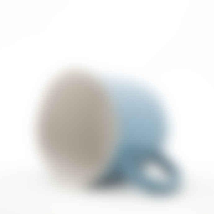 Quail's Egg Gorgeous Petrol Blue Ceramic Mug