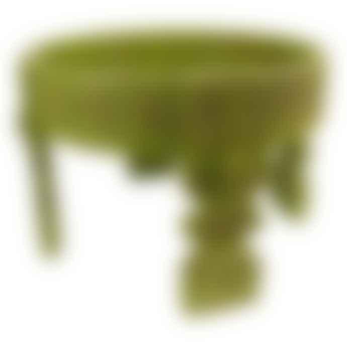 Imbarro Ginger Green table, 50 x H40 cm
