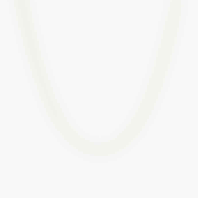Wildthings Collectables Curb Chain Necklace Gold - 45 cm