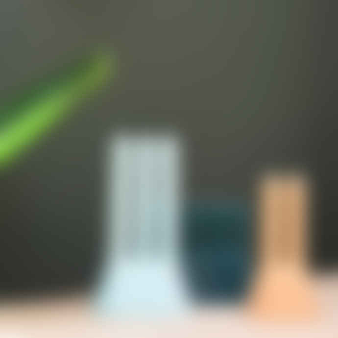 ENOstudio Factory Five Sticks Candle - Green