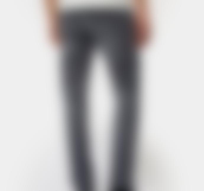 Nudie Jeans Lean Dean Mono Grey Jeans