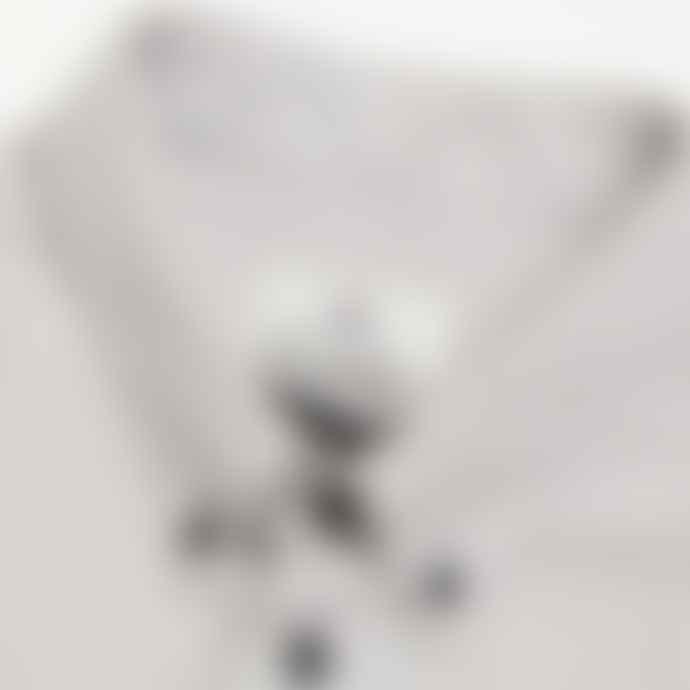 Blue de Genes Vinza 0662 Shirt Light Grey