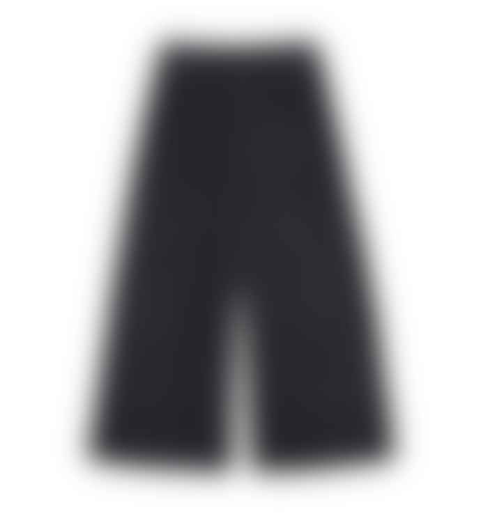 Le Petit Germain Velvet pants in soft black