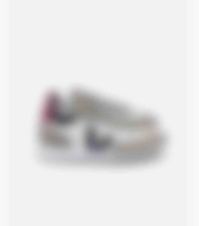 Veja Black Marsala Sneakers Rio White