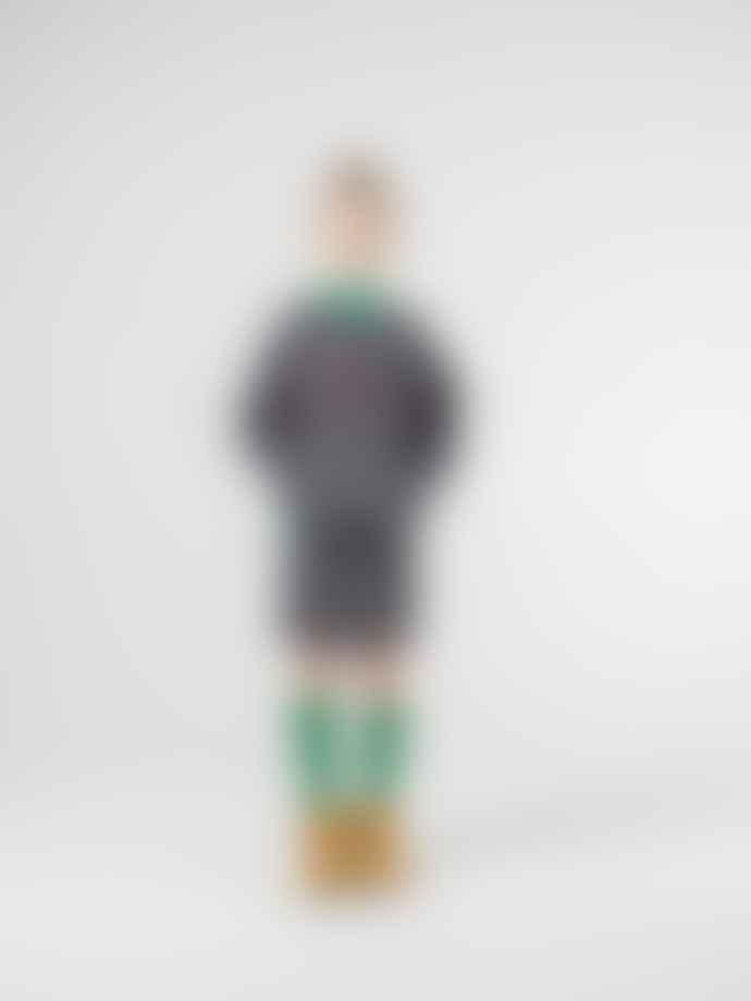Bobo Choses Gray Mini Skirt