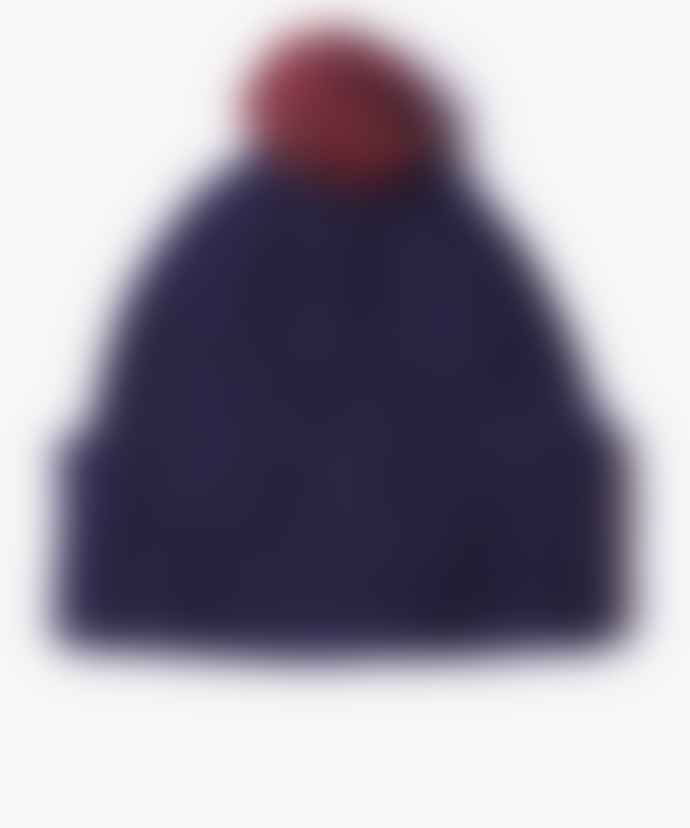 Howlin' Stereo Bobble Hat Navy