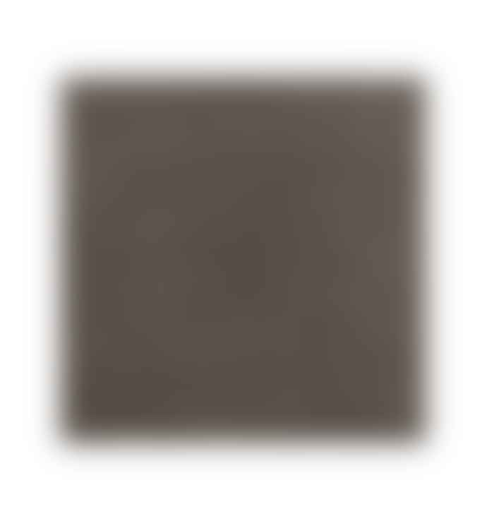 Madam Stoltz 50 x 70cm Charcoal Velvet Cushion