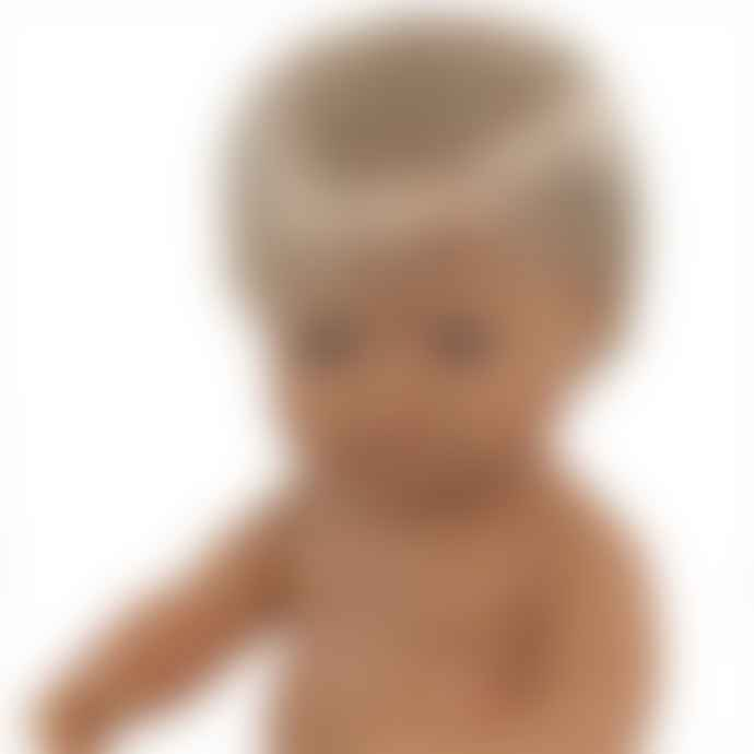 Miniland Toddler Doll Caucasian Boy 38cm