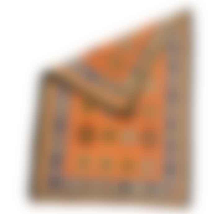 Mahala 136 x 98cm Small Balkan Wool Kilim Rug