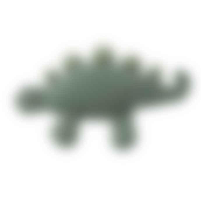 Sebra Dino Crochet Rattle Toy