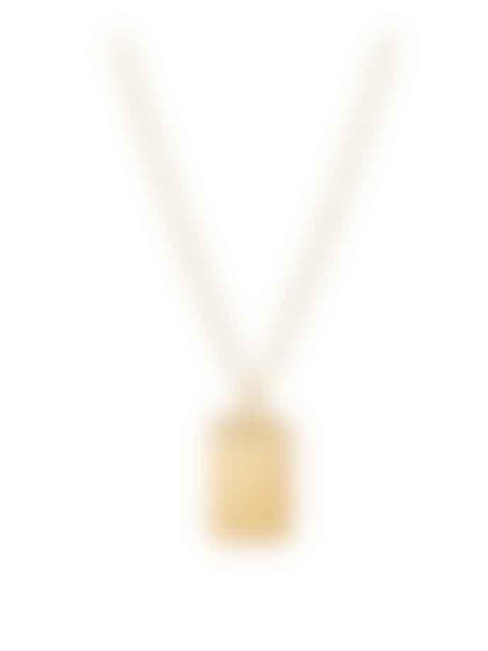Maria Black Eliza 65 Adjustable Necklace Gold
