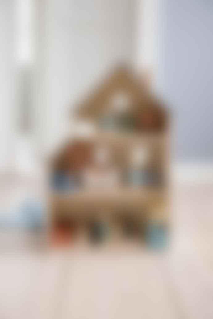 Sebra Bed Room Set for The Doll's House