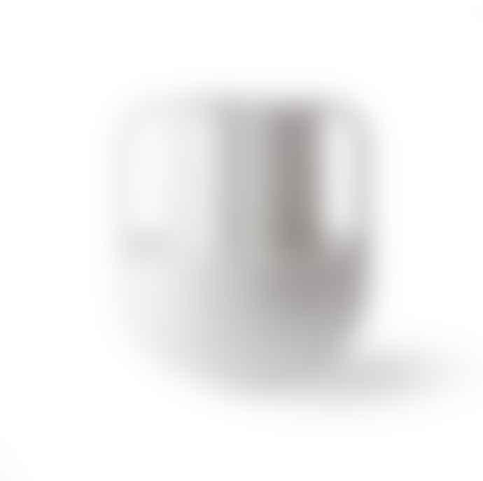 HKliving White Ceramic Greek D Vase