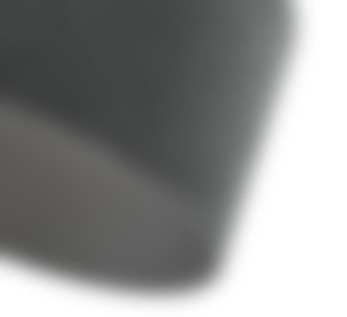 Dark Grey Velvet Pendant Shade 20 x 35cm