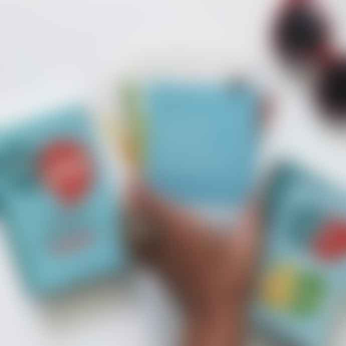 Book Riot Lit Chat Card Game
