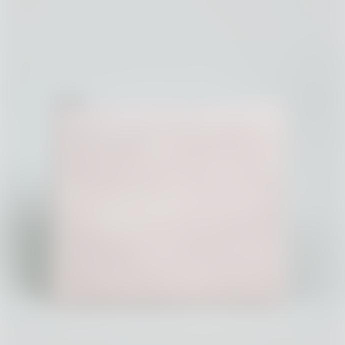 Chalk UK Large Pink Velvet/Felt Belinda Pouch