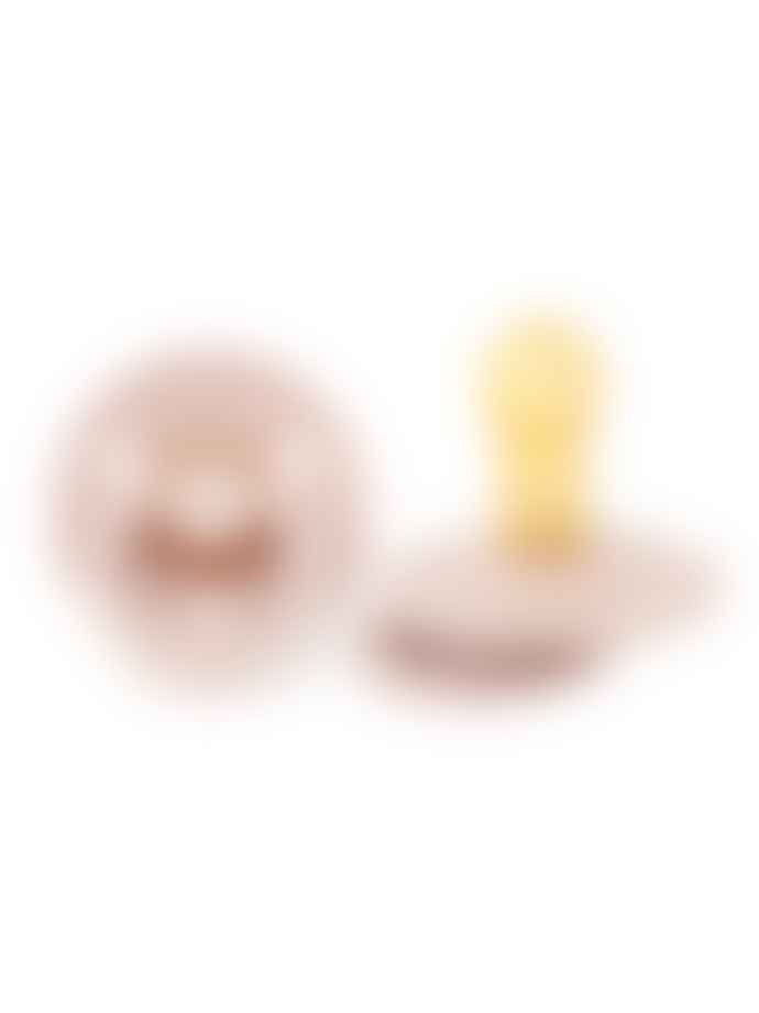 Bibs 1 Size Blush Nipple
