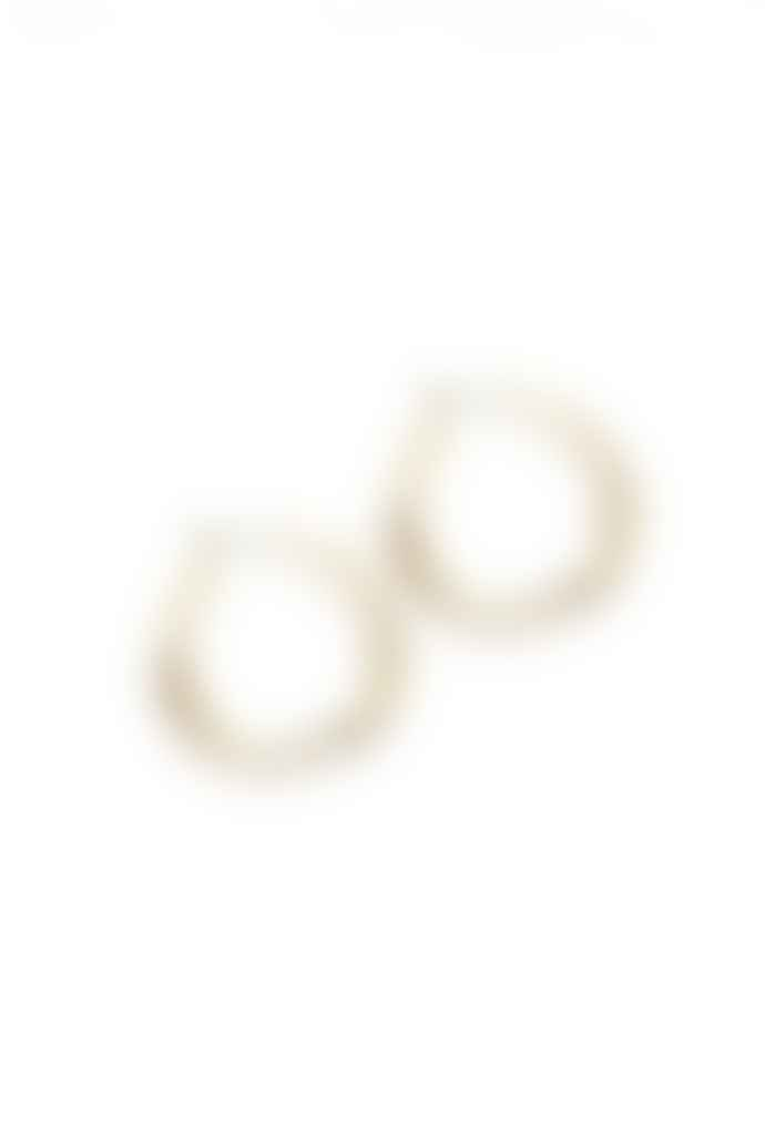 Amano Twisted Hoops