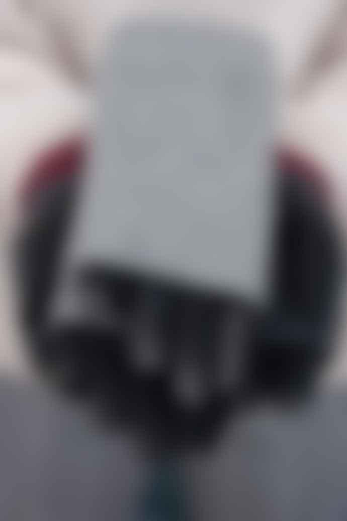Markberg Helly Black Grey Gloves