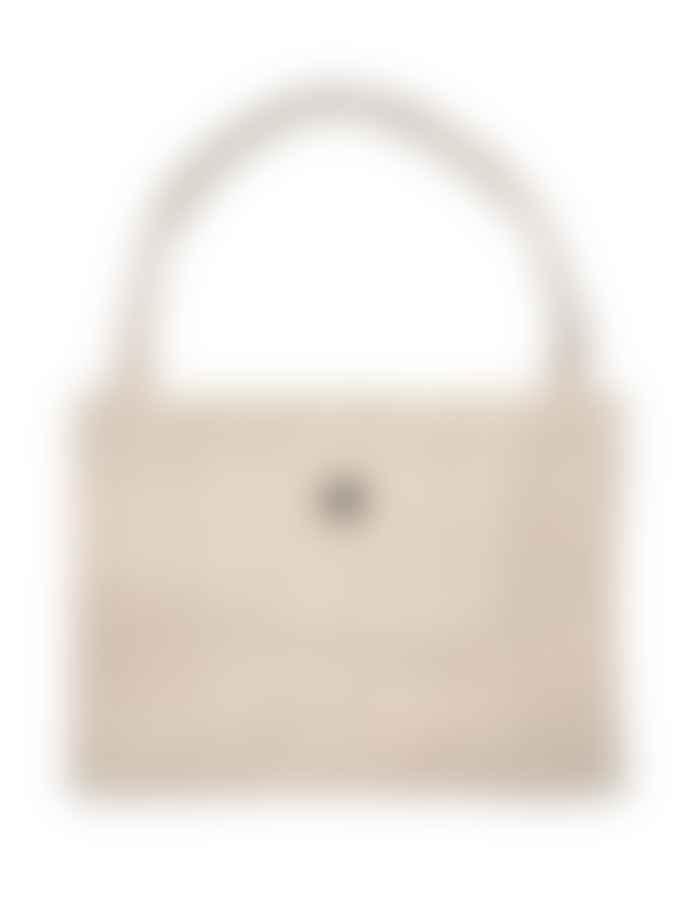 Minikane Large Cream Nasturtium Print Bag
