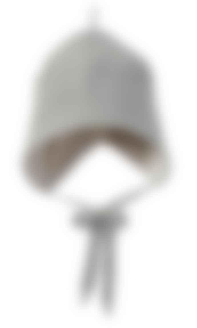 Disana Gray Wool Hat