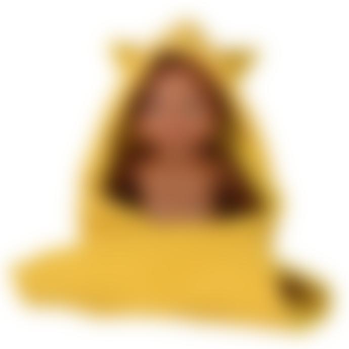 Minikane Mustard Bathrobe for Doll