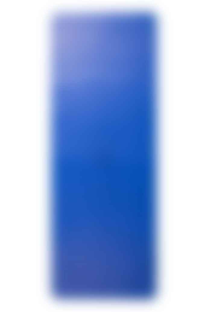 YOGI BARE Paws Natural Rubber Yoga Mat Blue