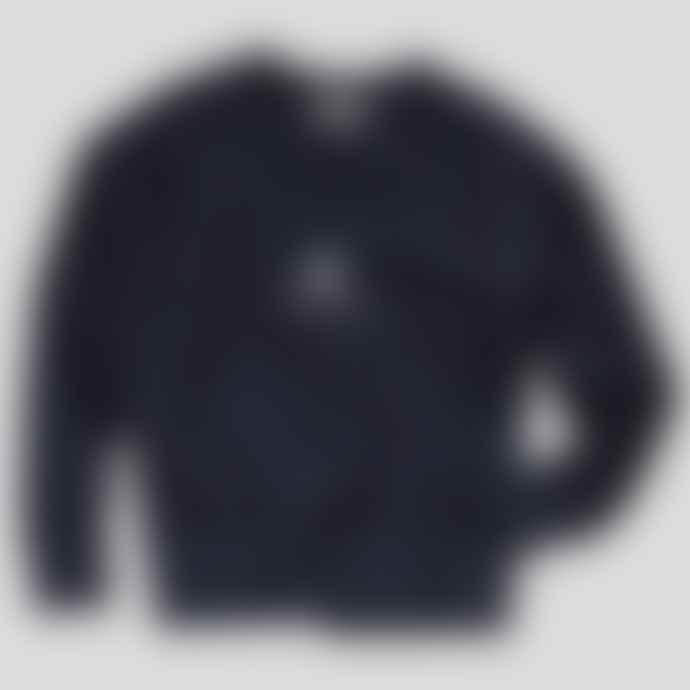 Nigel Cabourn Army Gym Sweatshirt Navy