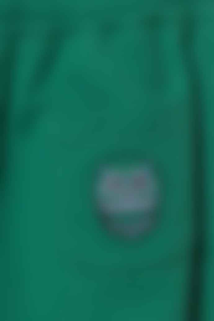 LOVE kidswear Luca Trousers In Green With Green Stripes