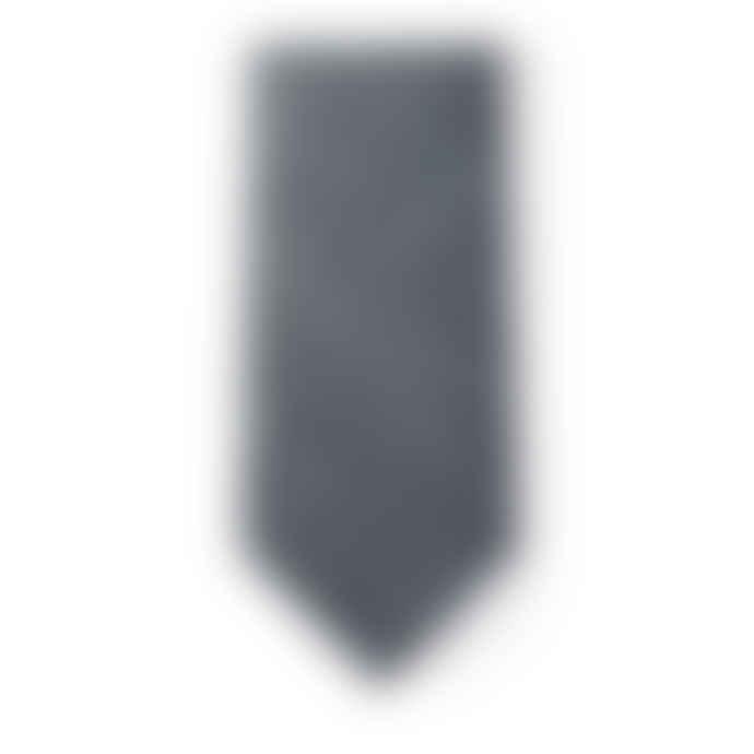Title Of Work Painted Block Tie