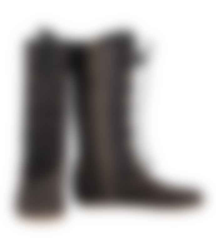 Belle Chiara 32-33 Size Gray Serraje 1 Boots