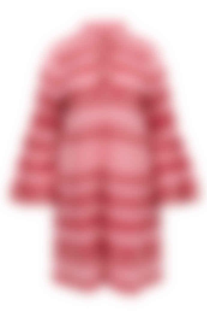 DEVOTION Short Zakar Elena Dress Pink/ Red
