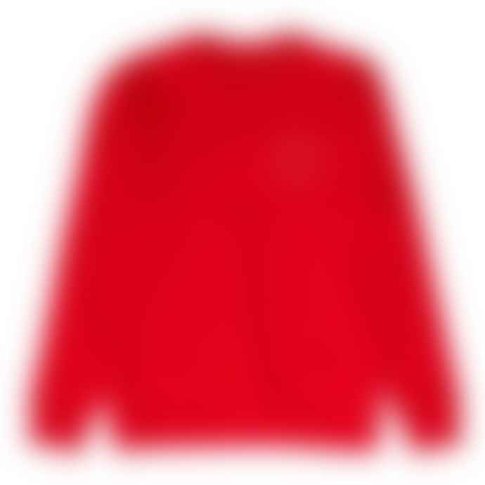 Haven Antwerp Surf Club Sweat Red