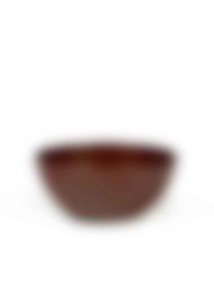 Serax Medium Rust Bowl