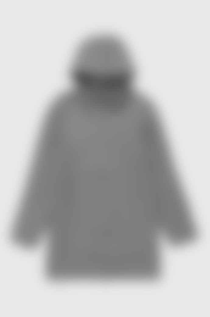 Stutterheim Stockholm Grey Unisex Raincoat