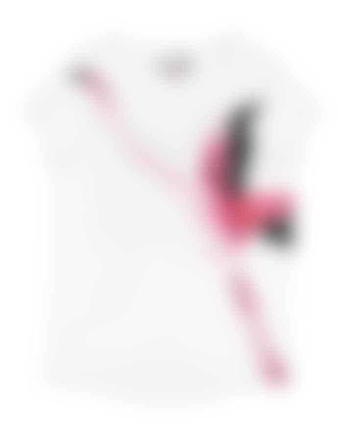Nach White Flamingo T Shirt
