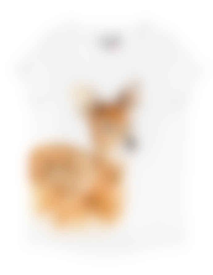 Nach White Bambi T Shirt