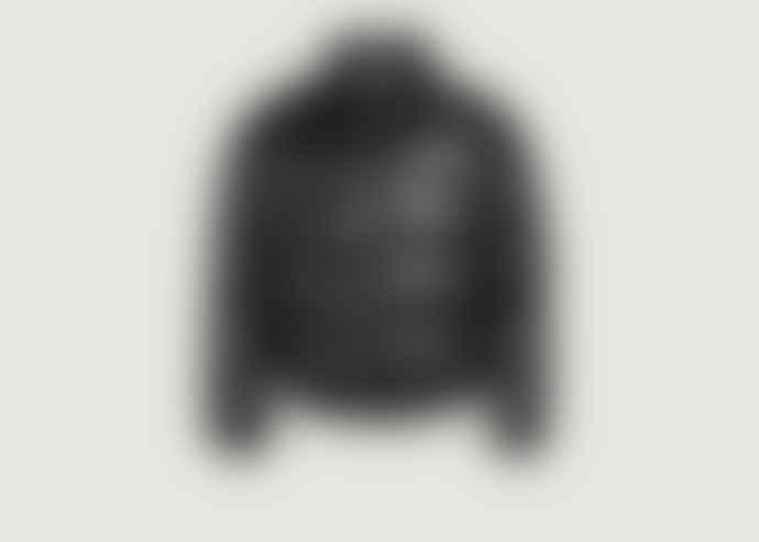 Pyrenex Black Short Padded Puffer Jacket