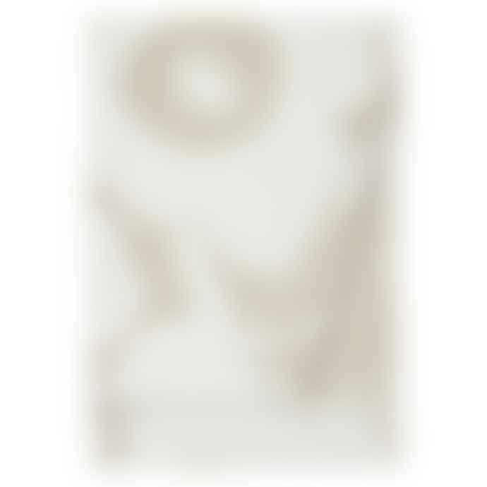 Marimekko Unikko Bath Towel 70x150cm Beige