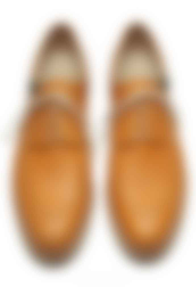 Paraboot Yellow Veley Derbies Shoes
